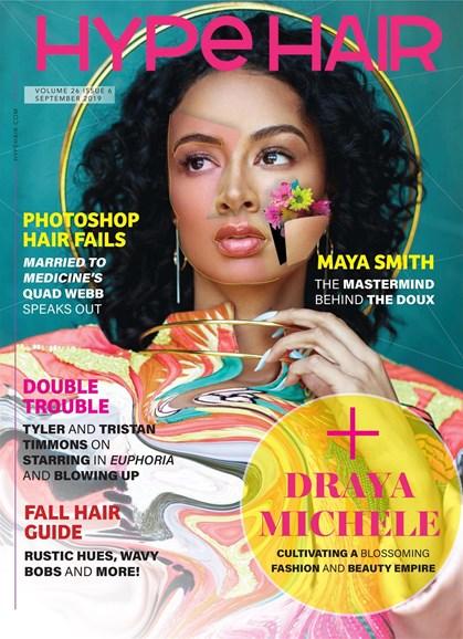 Hype Hair Cover - 9/1/2019