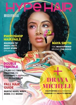 Hype Hair Magazine | 9/2019 Cover