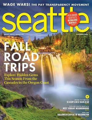 Seattle Met Magazine | 10/2019 Cover