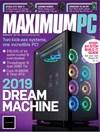 Maximum PC | 5/1/2019 Cover