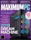 Maximum PC | 5/1/2019 Cover