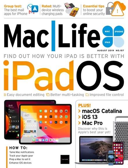 Mac | Life Cover - 8/1/2019