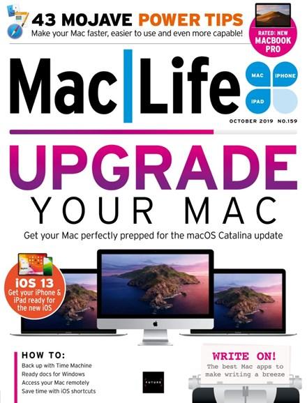Mac | Life Cover - 10/1/2019