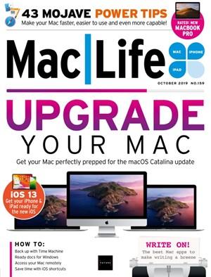 Mac Life (non-disc Version) | 10/1/2019 Cover