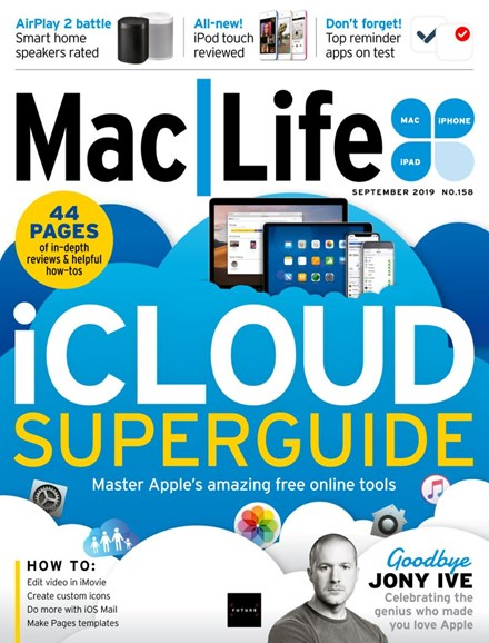 Mac | Life Cover - 9/1/2019