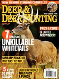 Deer & Deer Hunting | 9/2019 Cover