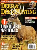Deer & Deer Hunting | 9/2019 Cover