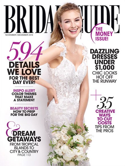 Bridal Guide Cover - 11/1/2019