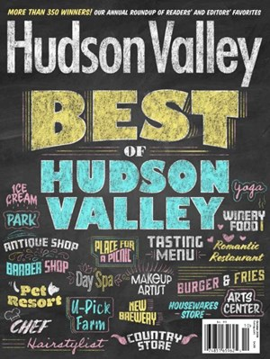Hudson Valley Magazine | 10/2019 Cover