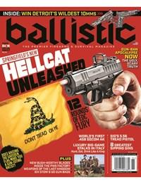 Ballistic | 10/2019 Cover