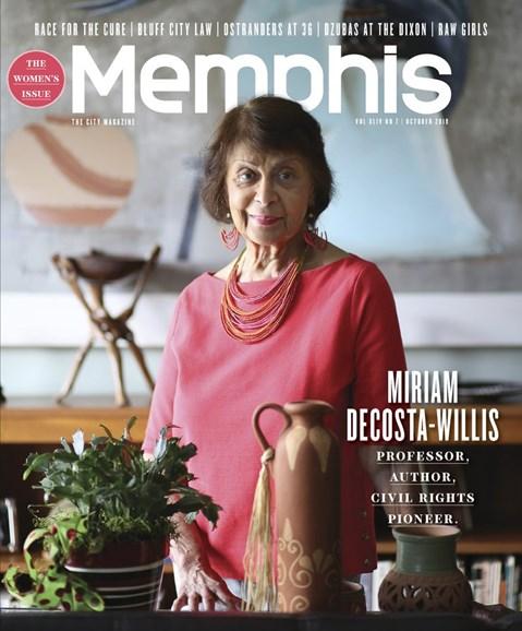 Memphis Cover - 10/1/2019