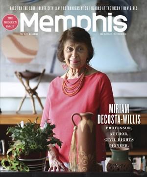 Memphis Magazine | 10/2019 Cover
