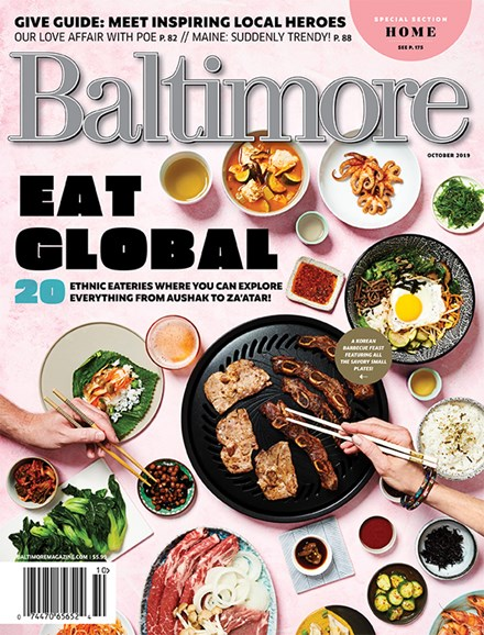 Baltimore Cover - 10/1/2019