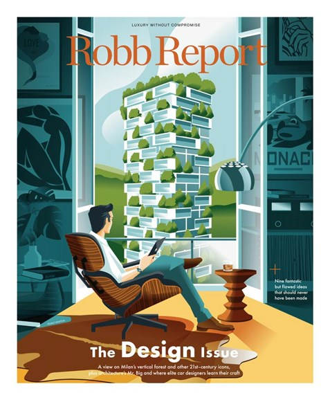 Robb Report Cover - 10/1/2019