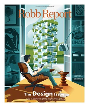 Robb Report Magazine | 10/2019 Cover