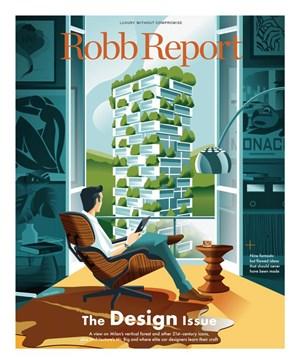 Robb Report Magazine   10/2019 Cover
