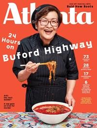 Atlanta Magazine | 10/2019 Cover