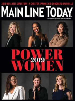 Main Line Today Magazine | 10/2019 Cover