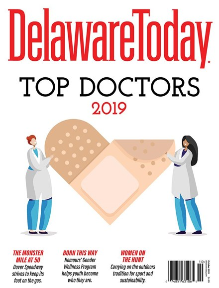 Delaware Today Cover - 10/1/2019