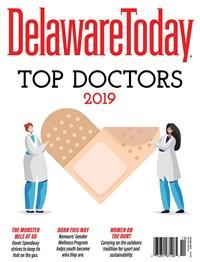Delaware Today Magazine | 10/2019 Cover