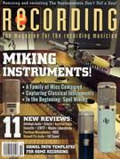 Recording Magazine 10/1/2019