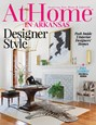 At Home In Arkansas Magazine | 10/2019 Cover