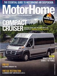 MotorHome Magazine | 10/2019 Cover