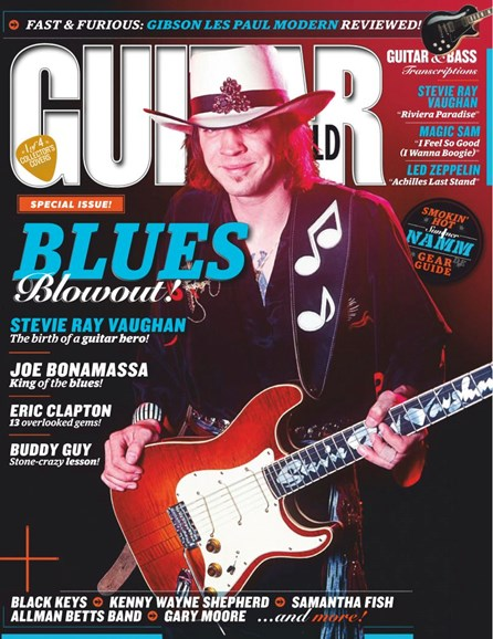 Guitar World Cover - 11/1/2019