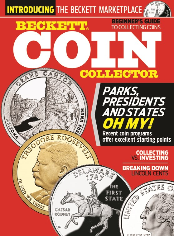 Best Price for Beckett Coin Collector Magazine Subscription