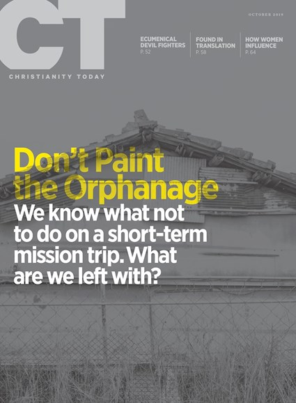 Christianity Today Cover - 10/1/2019