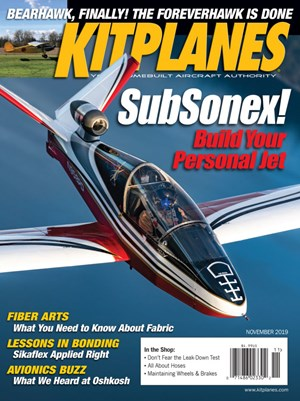 Kit Planes Magazine | 11/2019 Cover