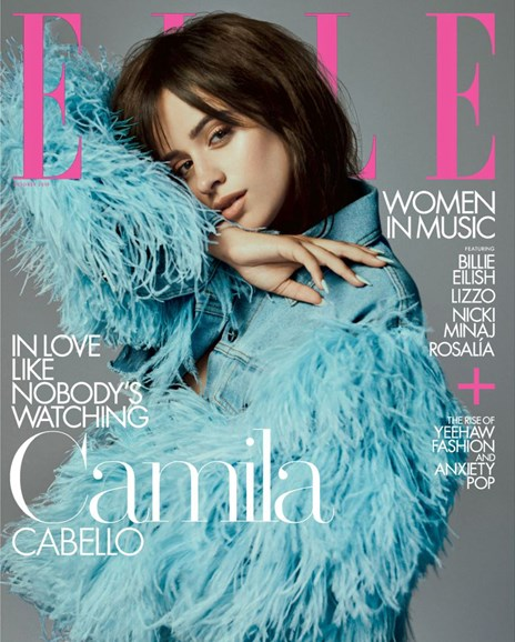 ELLE Cover - 10/1/2019