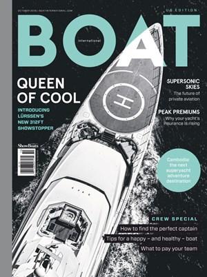 Showboats International Magazine | 10/2019 Cover