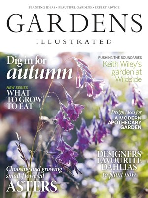 Gardens Illustrated Magazine | 10/2019 Cover