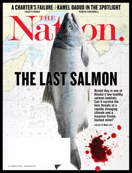 The Nation Cover - 10/14/2019