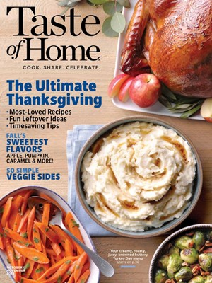 Taste of Home | 10/2019 Cover