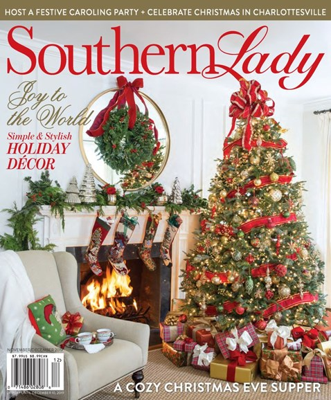 Southern Lady Cover - 11/1/2019