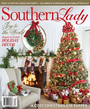 Southern Lady Magazine | 11/2019 Cover