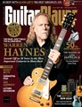 Guitar Player | 11/2019 Cover
