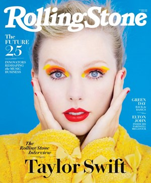 Rolling Stone Magazine | 11/2019 Cover