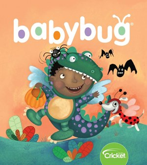 Babybug Magazine | 10/2019 Cover