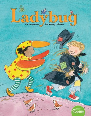 Ladybug Magazine | 10/2019 Cover