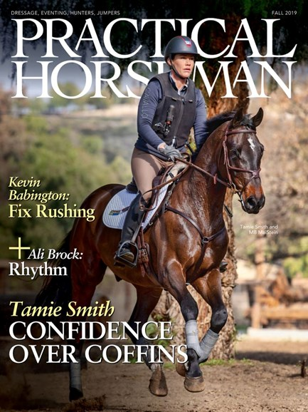 Practical Horseman Cover - 9/1/2019