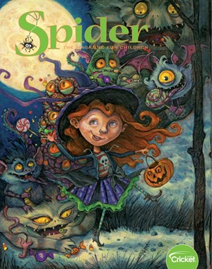 Spider Magazine | 10/2019 Cover