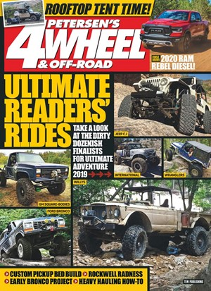 4 Wheel & Off-Road Magazine | 12/1/2019 Cover