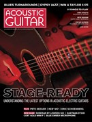 Acoustic Guitar Magazine 11/1/2019