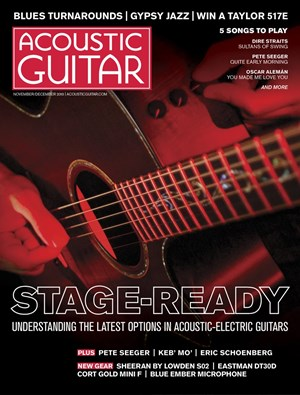 Acoustic Guitar Magazine | 11/2019 Cover