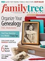 Family Tree Magazine   10/2019 Cover