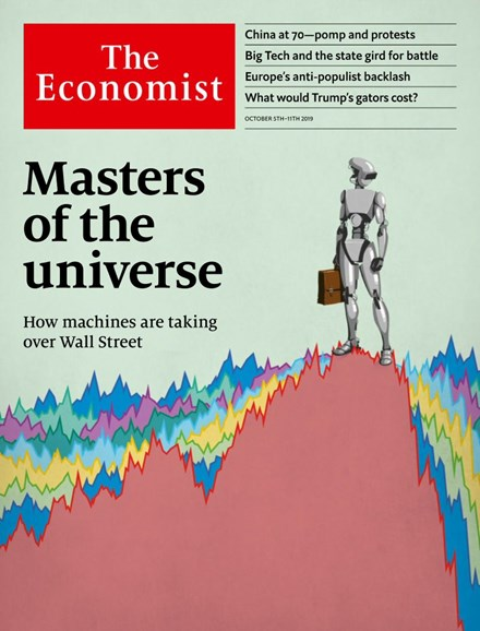 The Economist Cover - 10/5/2019
