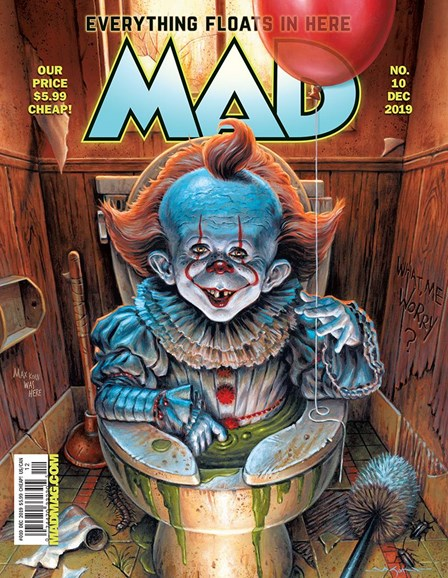 Mad Cover - 12/1/2019